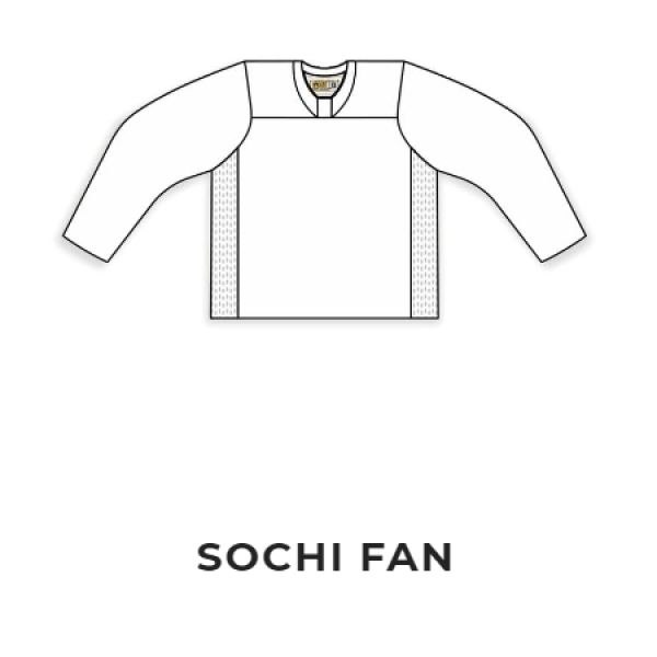 Dress Sochi Fan