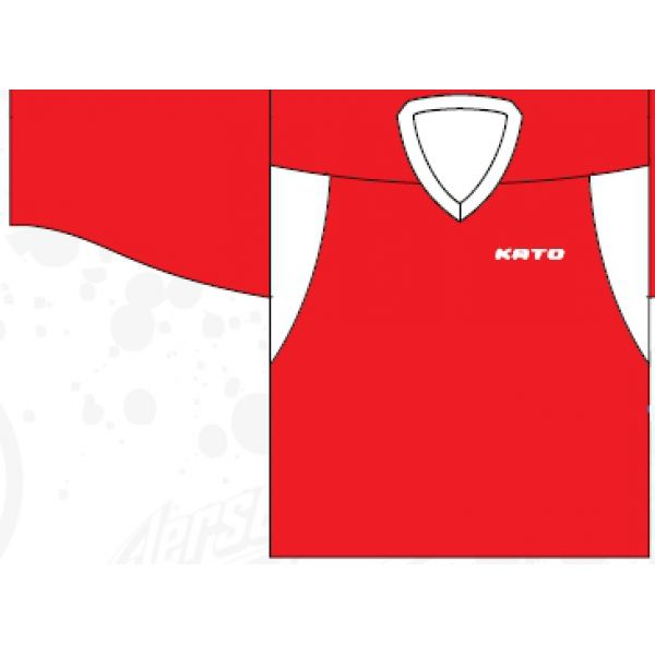 KATO Training jersey Pro - Red S/M